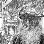 Подземелья Чёрного замка. Старый охотник.