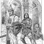 Подземелья Чёрного замка. Рыцари ордена Аконита.