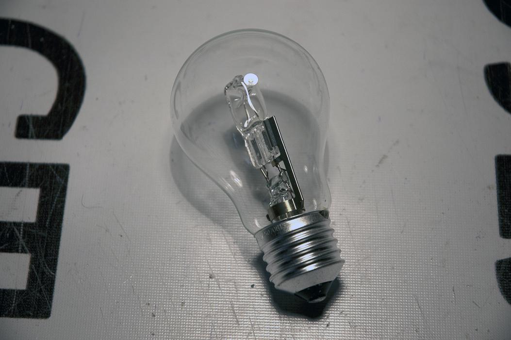 Китайская галогеновая лампа